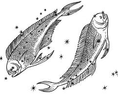 zodiac sign pisces the fishes