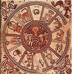 astrological wheel of the zodiac