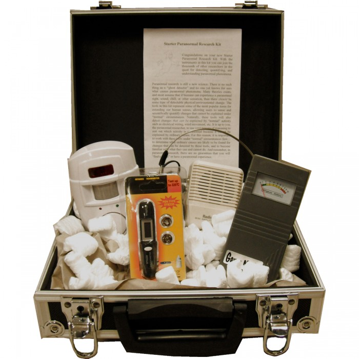 Deluxe Ghost Hunting Kit