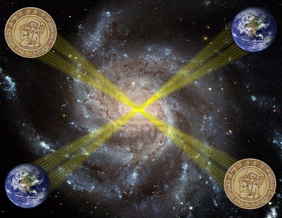 Galactic shift and cosmic alignment mayan calendar 2012 galaxy