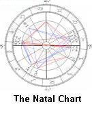 the astrological birth chart