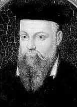 photo of nostradamus french mystic seer